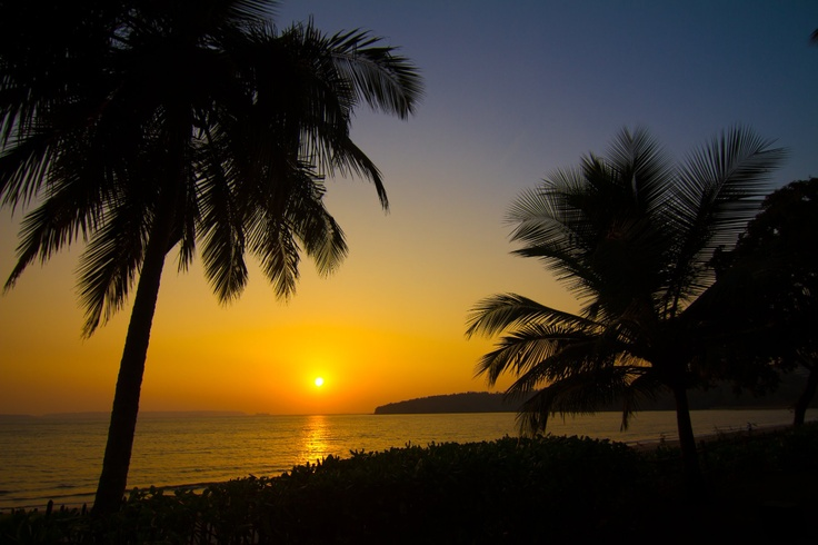 Where was your most memorable sunset seen?