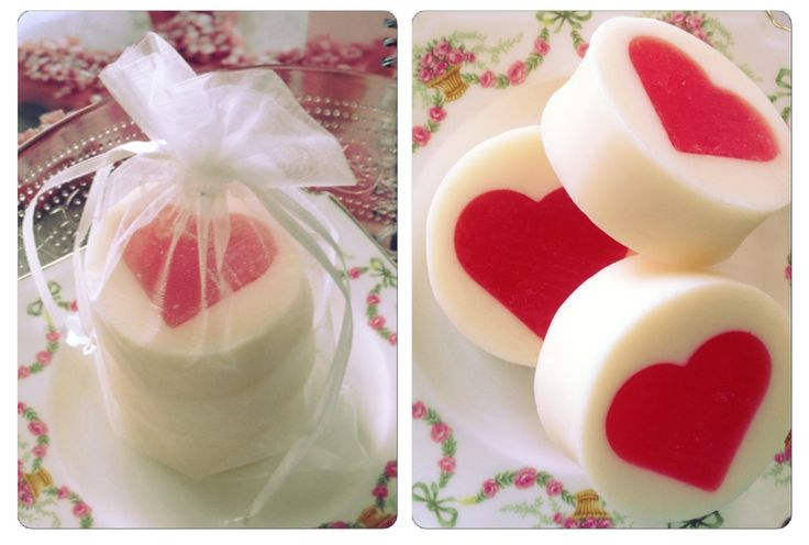 Heart soaps... made in New Zealand from all natural ingredients. www.rosaliving.co.nz www.rosaliving.com.au