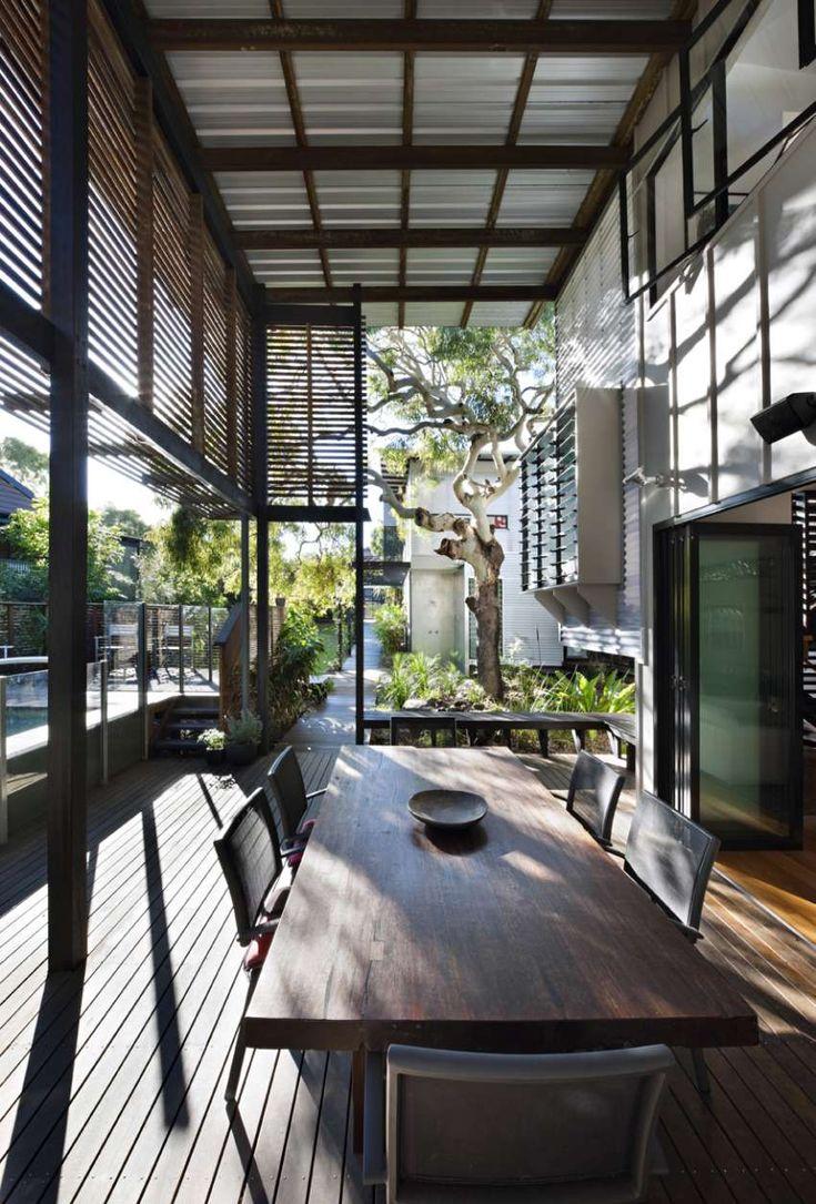 Marcus Beach House, Bark Architects
