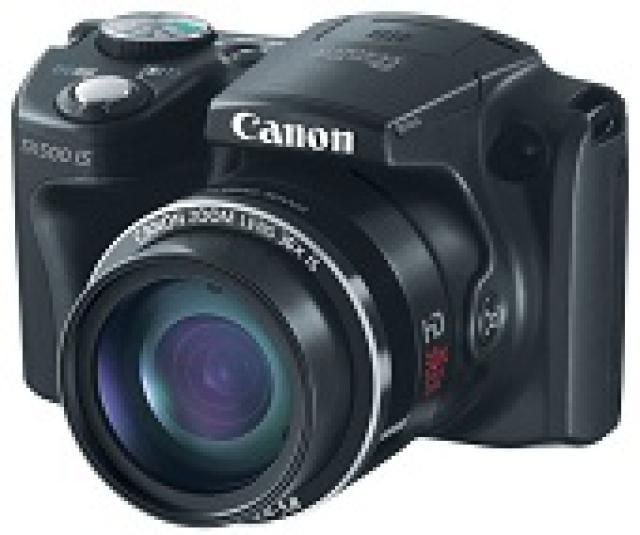 The Best Cameras You Can Buy for Under $250: Canon PowerShot SX500 IS