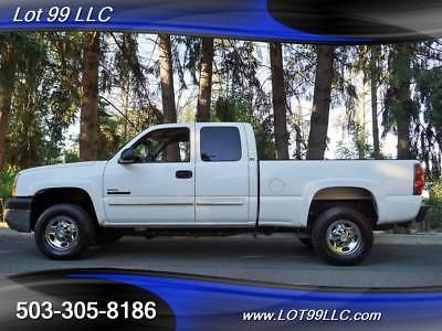 2004 Chevrolet Silverado 2500 LS 6.6lL Duramax Diesel  Loaded 2004 Chevrolet Silverado 2500 LS 6.6lL Duramax Diesel  Loaded Automatic 4-Door T