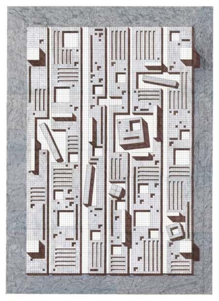 modelarchitecture:  franco purini