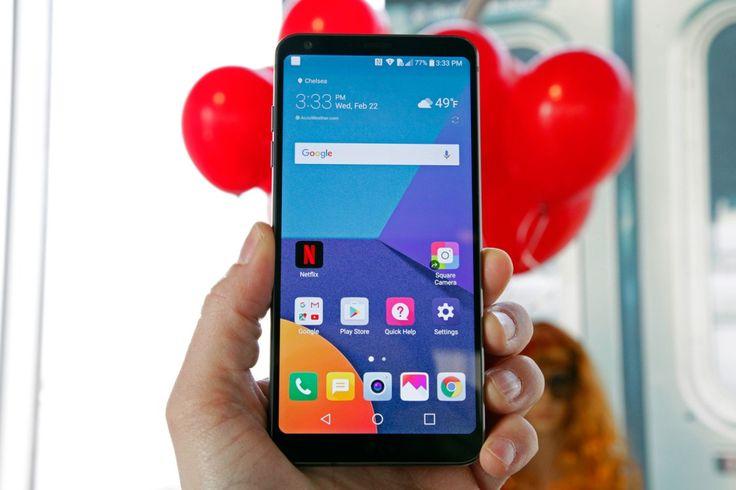 Επίσημο το LG G6 με οθόνη 5.7″, Snapdragon 821, full-screen design [MWC 2017]