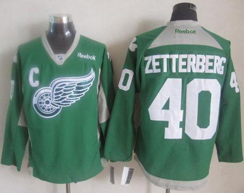 ... NHL Jersey 34.88 at Reebok Detroit Red Wings 40 Henrik Zetterberg  Stitching ... 71ae81899