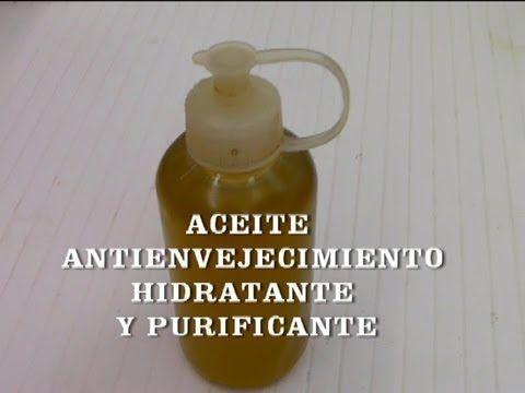 ▶ ACEITE ANTIEDAD PARA CARA Y CUERPO MEJOR DEL MUNDO - YouTube
