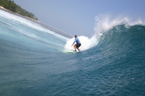 Surfing? Let's go to Tanjung Setia Beach, Lampung, Indonesia http://www.nusatrip.com/en/flights/to/bandar_lampung_TKG #nusatrip #destination #lampung #indonesia #travel #travelingideas #holiday #onlinetravelagency