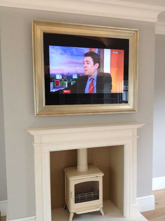 Mirror TV - Gallery | PictureFrame.TV | Mirror TV Company