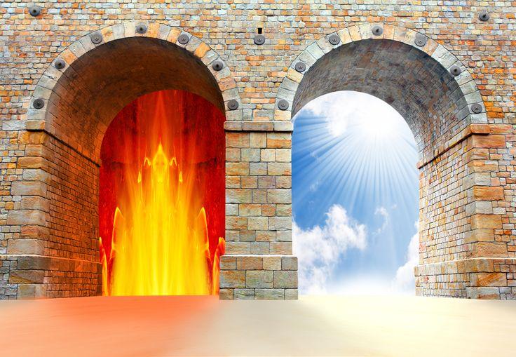 Почему я не сомневаюсь в том, есть ли ад и рай?  Потому что я открыл способ напрямую общаться с Высшим Разумом и получать от него ответы на свои вопросы! Больше информации в статье!