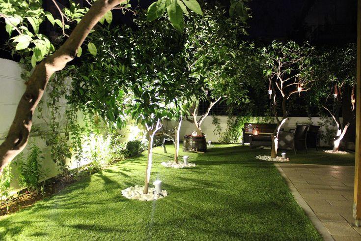 Backyard Creation