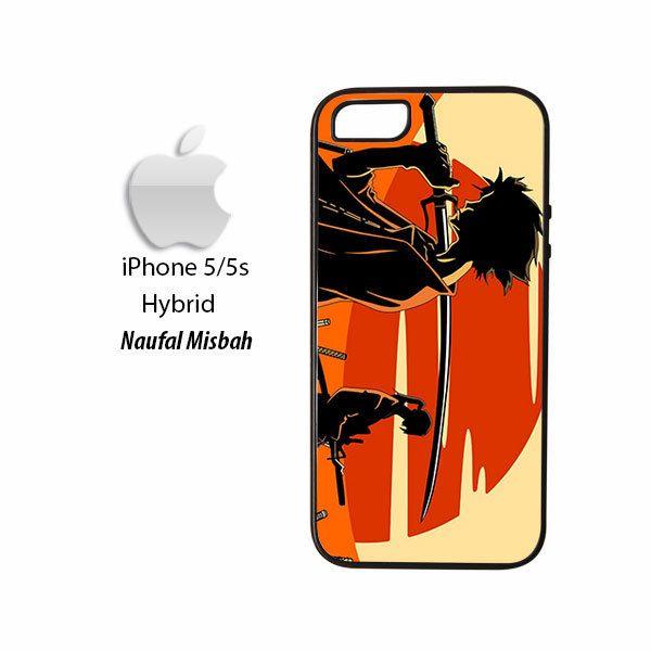 Samurai Champloo iPhone 5/5s HYBRID Case