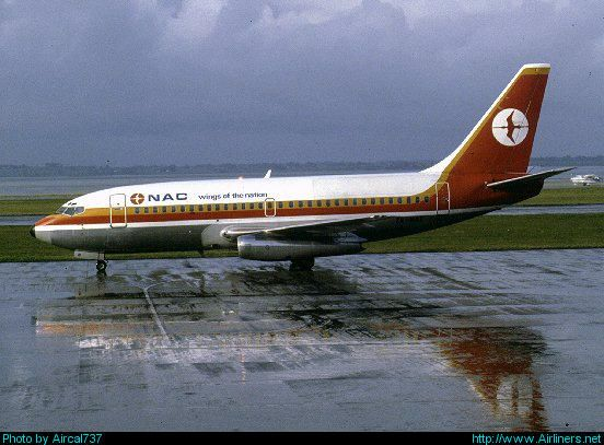 Boeing 737-219 - NAC - New Zealand National Airways Corporation | Aviation Photo #0000427 | Airliners.net