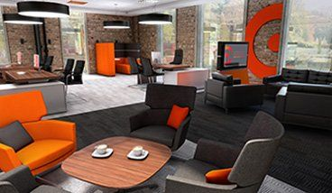 BT Office Furniture Suppliers | Modern & Executive Business Office ...