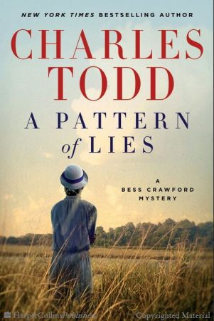 A Pattern of Lies - Charles Todd - Hardcover: