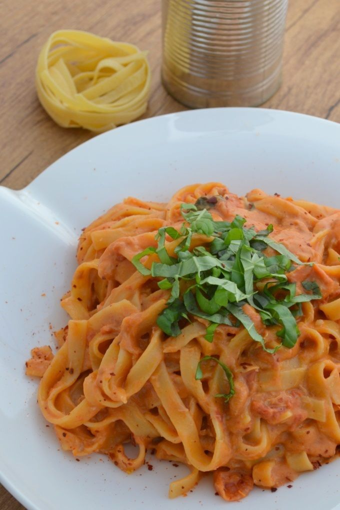 One Pot Pasta Thunfisch (2)