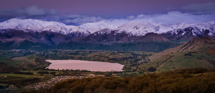 Lake Hayes and Arrowtown #StuckOnEarth from #treyratcliff at www.StuckInCustoms.com ... - all images Creative Commons Noncommercial.