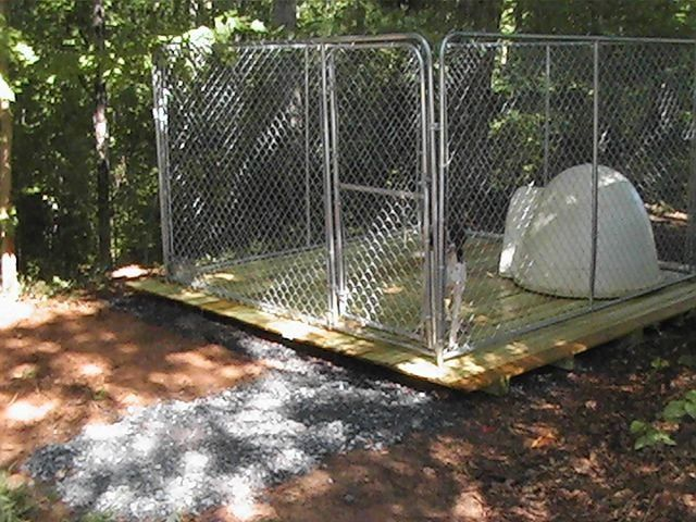 Kennel Flooring 1000 In 2020 Dog Kennel Flooring Kennel Ideas Outdoor Dog Kennel