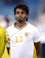 Fussball International Gulf Cup 2013:  Ahmed Mubarak Al Mahaijri (Oman)