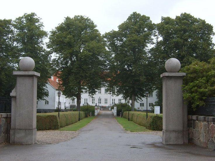Kragerup gods 10 km nord for Slagelse.