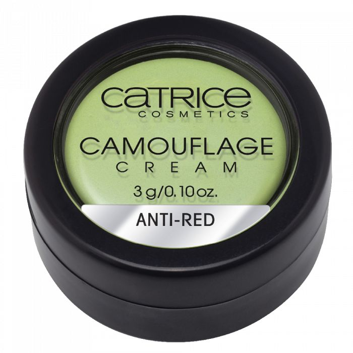 Camouflage Cream Anti-Red