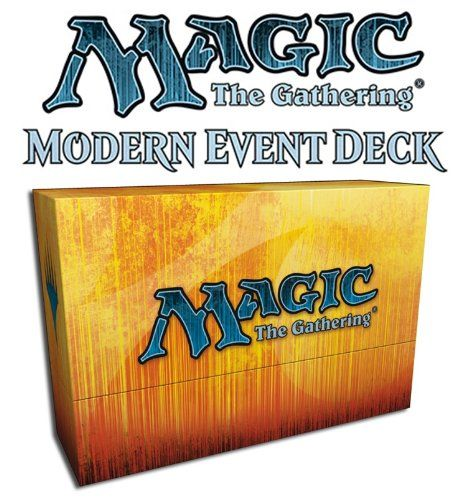 MTG Magic the Gathering 2014 MODERN Event Deck - 75 cards - INCLUDES SWORD OF FEAST & FAMINE, ELSPETH & MORE!!...