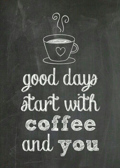 Nektek hogy indult a napotok? #morning #coffee