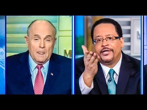 Rudy Giuliani Shows His True Colors -- White