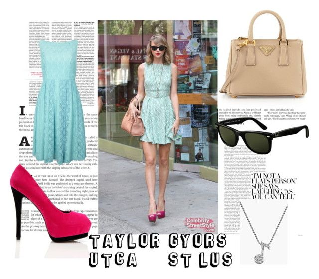 """Taylor Swift Street Style"" by kovacslilla on Polyvore"