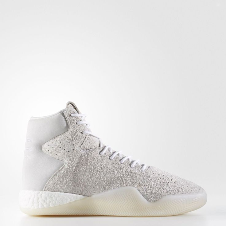 adidas Tubular Instinct Boost Shoes Mens White