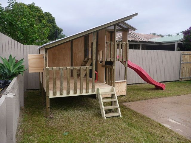 Cubby House Accessories | Kids Play Houses | Cubbies i think my hubs could do this
