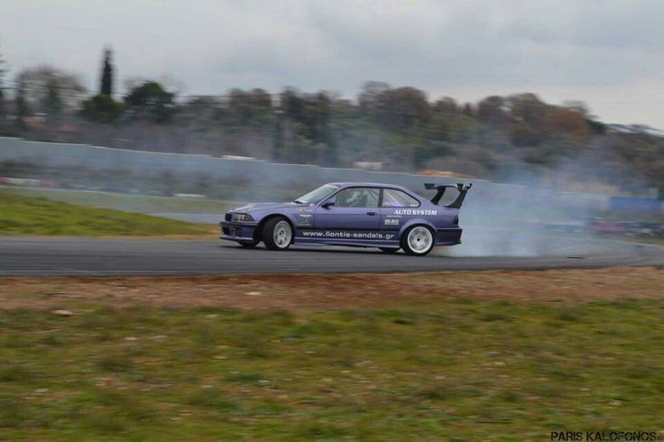Drift all the corners
