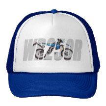 2014 WR250R TRUCKER HAT