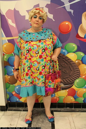 "Mimi Bobek from the Drew Carey Show - Dragon*Con 2011 - Saturday - Cosplay Photos from David ""DTJAAAAM"" Ngo"