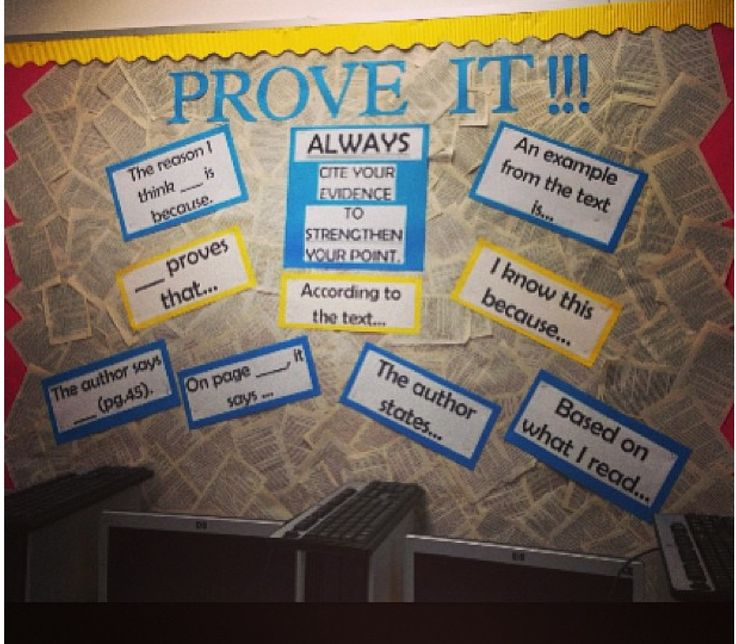 Classroom Bulletin Board Design For High School ~ Best ideas about english bulletin boards on pinterest