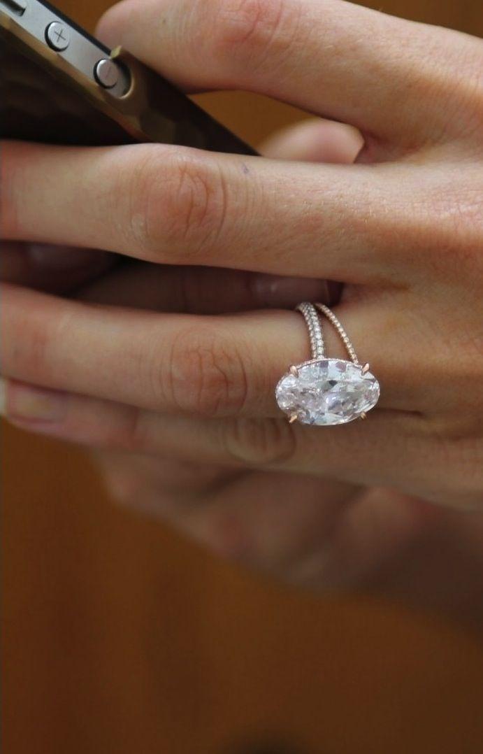 Celebrity Engagement Ring Pictures | POPSUGAR Celebrity