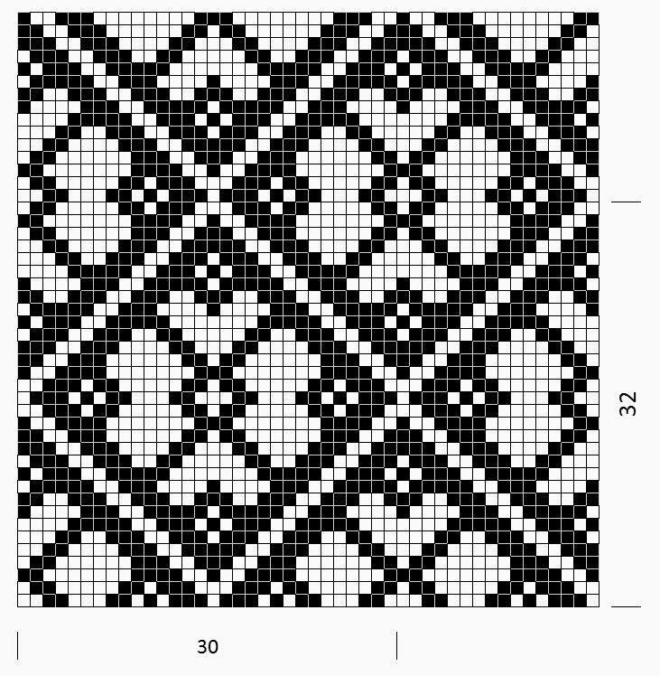 Mustrilaegas: AA Kirjatud kudumid / Patterned knits