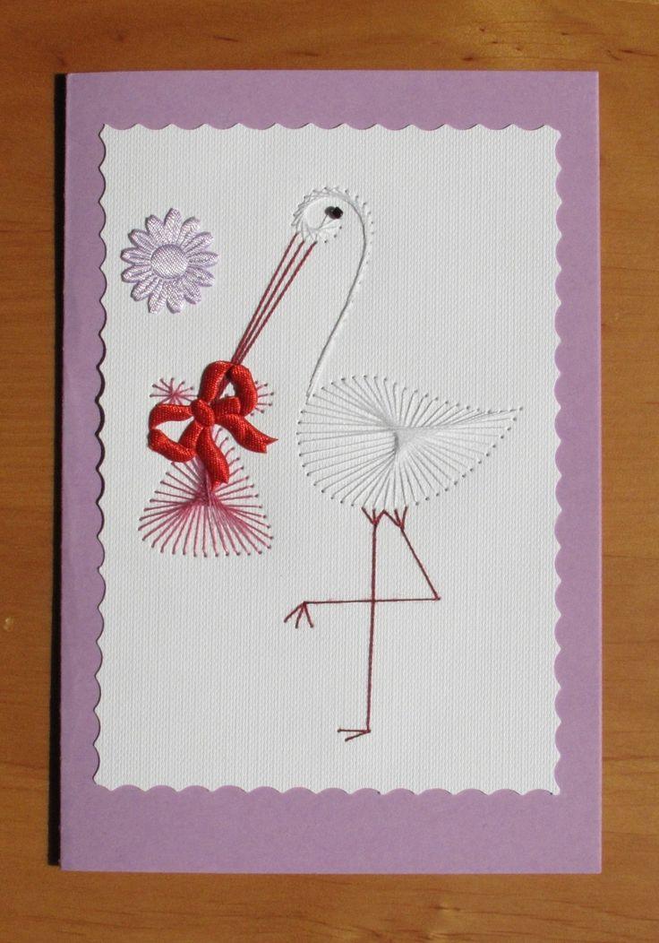 Ниточные открытки