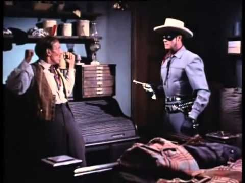 HI~yo silver away - The Lone Ranger 1956 movie.