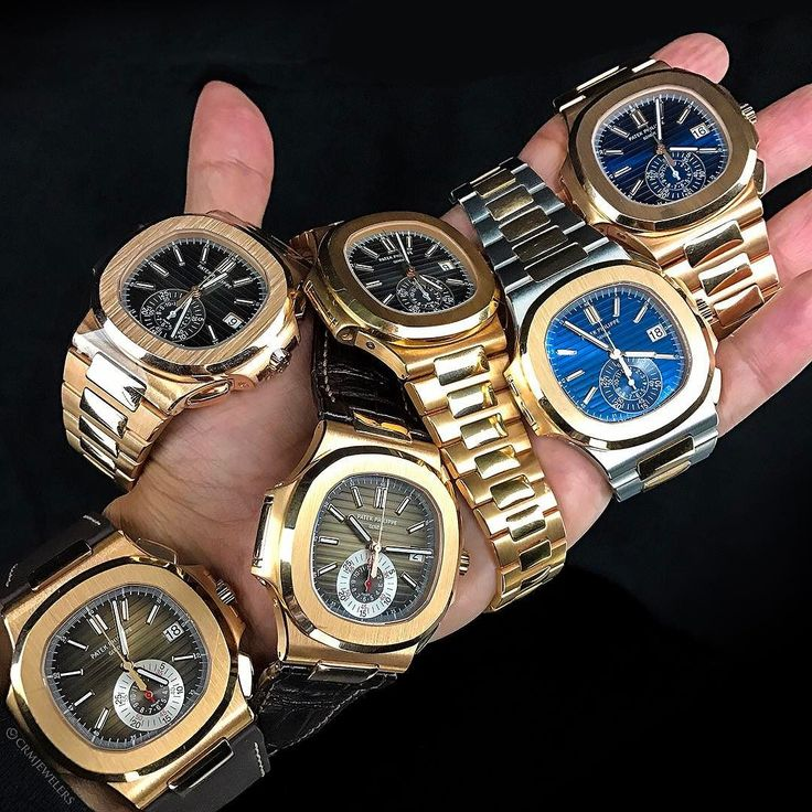 Can't get enough of PP What's your Grail Brand when it comes to lux watches? [check out stories for deals]