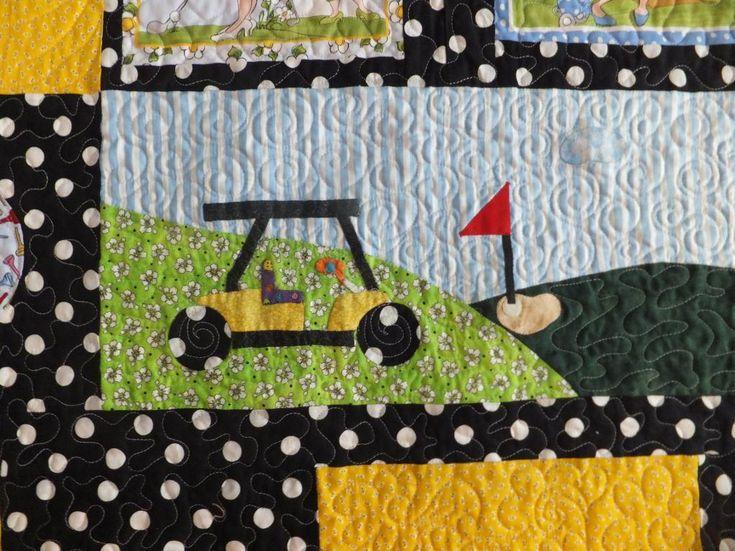 The 25 Best Golf Quilt Ideas On Pinterest Golf Club