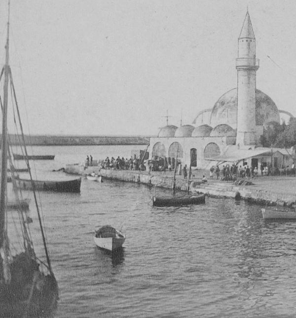 Hanya, Girit Adası, 1890