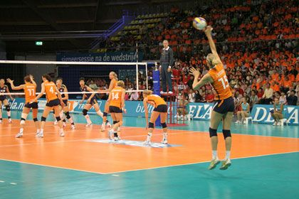 Volleybal | http://www.athleteshop.nl/volleybal