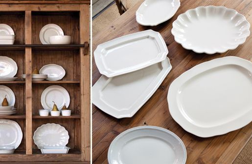 Our Decorative Plates are an Ironstone flea market find. This beautiful Vintage Decor are the perfect addition to any farmhouse style! Visit, www.decorsteals.com OR www.facebook.com/DecorSteals #DecorativePlates #VintageDecor #IronStone