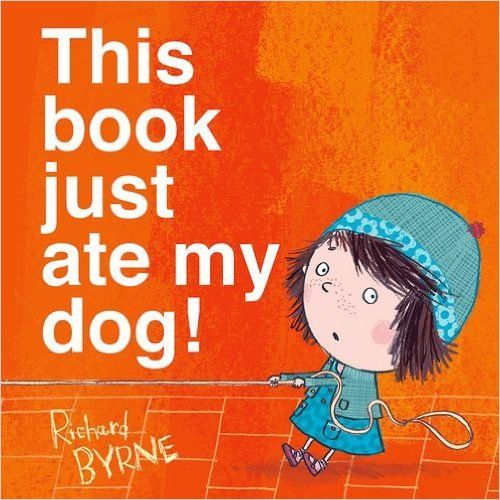 This Book Just Ate My Dog! (Ben & Bella): Amazon.co.uk: Richard Byrne: 9780192737298: Books