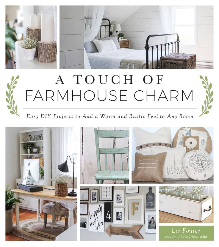 198 best inspire furniture images on pinterest for Cottage charm farmhouse