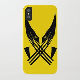 Wolferin iPhone Case