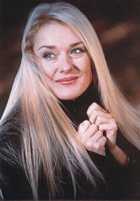 Magdalena Kožená : Mezzo-Soprano