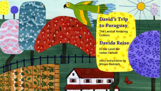 David's Trip to ParaguayMiriam RudolphCMU Press Winner of the 2012 Best Illustrated Book of the Year Award.  This is a gorgeous book by exciting young artist, inspired by the extraordinary journey made by her grandfather from Canada to Paraguay in the late 1920s. David, a farm boy from Southern Manitoba, is excited when his family, in search of a new home, decides to leave wintry and white Canada behind to start a long journey by train, ship, and oxcart to South America. Along the way he…