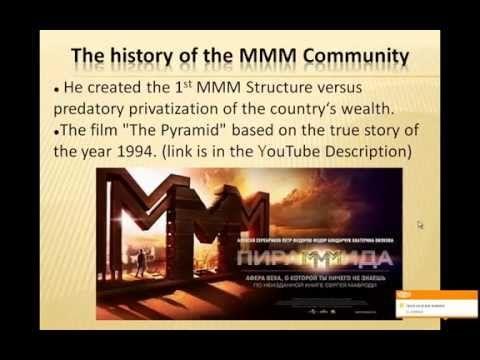 MMM Global Presentation - YouTube