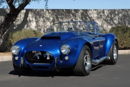 Shelby Cobra Super Snake CSX 3303 - Only two ever built. Rip Carrol Shelby