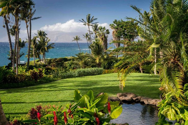 라벨라 Wailea Beach Resort Marriott Maui